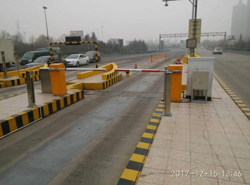 高速公路ETC蹭卡检测与报警系统专利产品