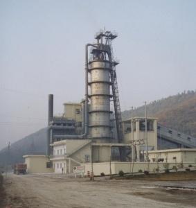 河南众恒环保石灰炉